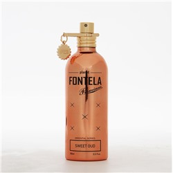 Fontela Sweet Oud oriental series 100 ml