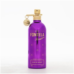 Fontela Oud by Night oriental series 100 ml